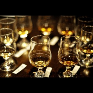 lot de verres whisky